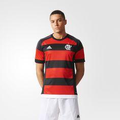 Camiseta Adidas Flamengo I 2015.
