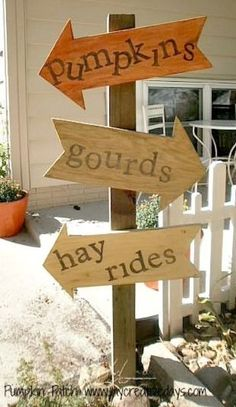 Fall Sign For Yard from http://www.mycreativedays.com