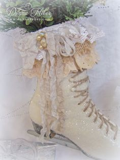 Donna's Designs: Dreaming of a White Christmas