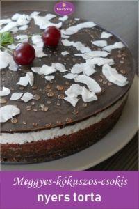 Healthy Food Options, Raw Food Recipes, Dessert Recipes, Raw Cake, Vegan Cake, Raw Desserts, Healthy Desserts, Raw Vegan, Cake Cookies