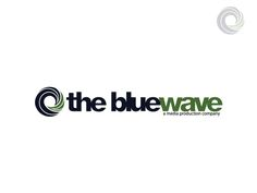 Logo Design for The Blue Wave Production Company by MyMediaStar