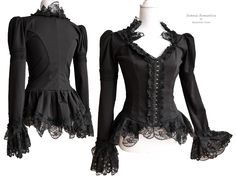 Marigny blouse IV, Somnia Romantca by M. Turin by SomniaRomantica.deviantart.com on @deviantART