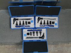 Medical Mini Otoscope with LED Pen Light, Simple diagnostic set Funduscopy Stomatoscope Otoscope, Household Ear Care Otoscope
