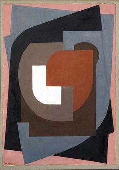 Sans titre, 1920, by Albert Gleizes
