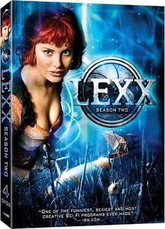 Lexx - Season Two (Boxset) DVD ~ Brian Downey, http://www.amazon.com/dp/B003WP4J0M/ref=cm_sw_r_pi_dp_6jkSpb04QTMH0