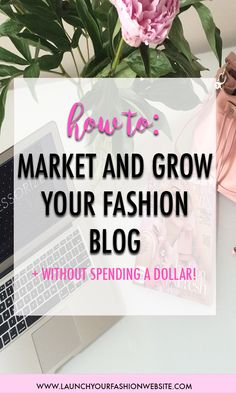 How to build a following for your fashion blog