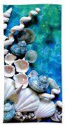 Sea Shell Bouquet No 7 Beach Towel