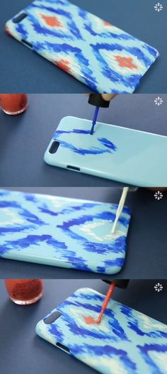 Artsy Brush Phone Case|Sea Lemon