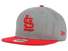 St. Louis Cardinals New Era MLB Speed Up 9FIFTY Snapback Cap Hats