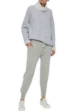 IRIS   INK Cashmere track pants Eleganta Kläder 19d252f8dc794