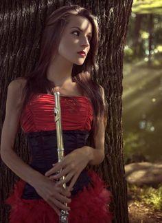 Musician Anetta Morozova