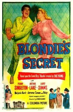 Blondie's Secret (Edward Bernds) - 1948 USA - Arthur Lake
