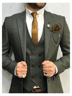 Green Suit Men, Olive Green Suit, Blue Green, Navy Blue, Grey Slim Fit Suit, Wedding Men, Wedding Groom, Christmas Wedding Suits, Men Wedding Suits