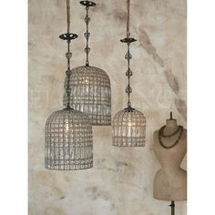 Pretty Fun Birdcage Chandelier For Home Lighting: Eloquence Reproduction Birdcage Chandelier For Interior Lighting Ideas