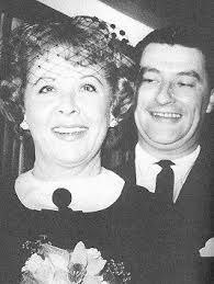 Vivian Vance with her 4th and final husband John Richard Dodds They were married in 1961 until her death in 1979.