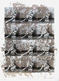 Berlinda (da série: Ana C), MONICA BARKI,   Coleção do MAM - Museu de Arte Moderna de São Paulo