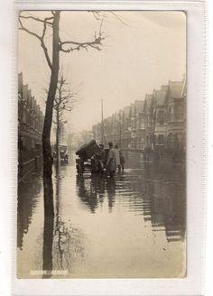 Defoe Ave 1928 Richmond Surrey, Richmond Upon Thames, Photo Postcards, Worlds Largest, Ebay