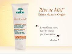 Crème Mains et Ongles Rêve de Miel® #nuxe #revedemiel - Parfumerie et parapharmacie - Nuxe
