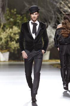 Antonio Navas |Ion FizFall/Winter 2014 |Mercedes Benz Fashion Week Madrid