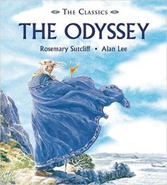 Odyssey (The Classics): Rosemary Sutcliff, Alan Lee: 9781847805294: Amazon.com: Books