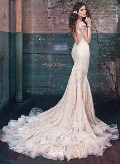 "Galia Lahav ""Les Reves Bohemians"" Wedding Dress Collection 2016 