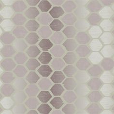 Purple Honeycomb Wallpaper, SBK20364
