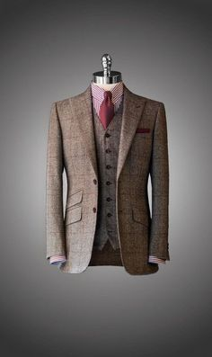Sprezzatura-Eleganza — everybodylovessuits: Such a great piece of old...