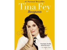 28. Bossypants by Tina Fey