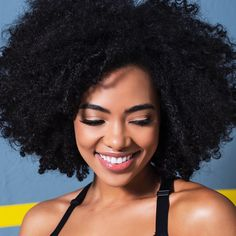 Amanda du Pont Has Answers to Your Questions about Buying Foundation Natural Hair Twists, Long Natural Hair, Natural Hair Growth, Au Natural, Curly Afro Hair, Curly Hair Styles, Natural Hair Styles, Deep Conditioner For Natural Hair, Natural Hair Tutorials