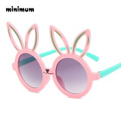 b8ca6e6fa8ab Cheap Sunglasses, Buy Directly from China Suppliers:MINIMUM Cute rabbit  shape Flexible Kids Sunglasses · Alibaba GroupKids SunglassesChild ...