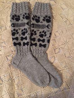 Wool Socks, Mittens, Knit Crochet, Knitting, Pattern, Handmade, Fashion, Tights, Hand Made