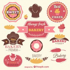 bakery graphic sweet