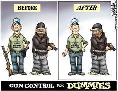criminals don't obey laws!