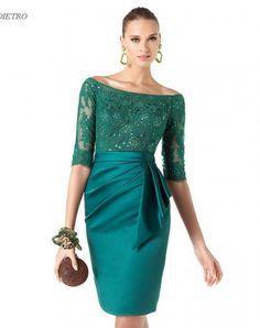 Luisa spagnoli abiti da cerimonia collezione 2014
