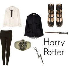 """Harry Potter from J.K. Rowling's Harry Potter series  """"Harry… You wonderful boy. You brave, brave man."""""""
