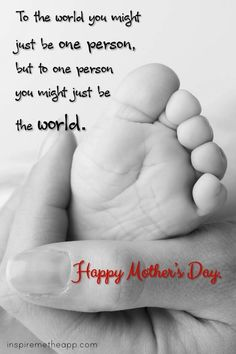 Happy mothers day quotes 2017 mother's day quotations moms day 2017 quote from daughter son mommy day wishes greetings text messages. Happy Mothers Day Messages, Mother Day Message, Happy Mother Day Quotes, Mother Quotes, Mom Quotes, Great Quotes, Quotes To Live By, Famous Quotes, Baby Quotes