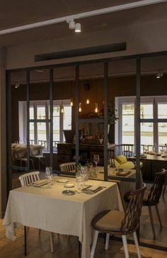 Proyecto de Conely de decoración para Restaurante Alameda