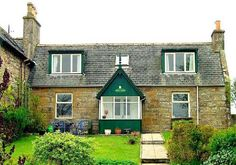 Links Cottage. Self-Catering accommodation, Dornoch.