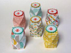 Nouvelle petite boite origami et son tuto