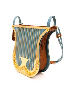 Lyre by Ines Figaredo. Totally quirky
