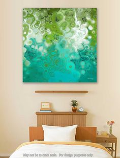 Christian Art | He Who Searches The Hearts. Romans 8:27 | Limited Edition Textured Canvas Art