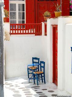 Mykonos, Greece   smarksthespots.com