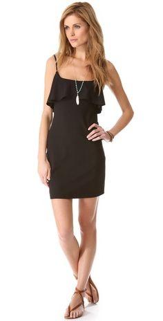 Susana Monaco Flutter String Dress | SHOPBOP
