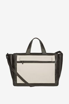 Channeling Chanel. Taurus will love how expensive this bag looks but appreciate what a bargain it is. The roomy Hyde Tote from French Connection will keep you looking sharp, your budget intact.