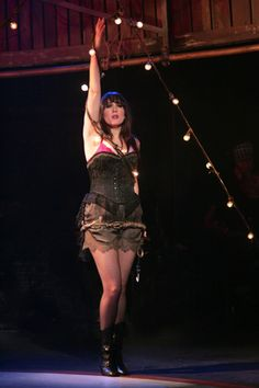 Dee Roscioli in Goodspeed's THE CIRCUS IN WINTER at The Norma Terris Theatre, Chester, Conn. 10/23/14 - 11/16/14