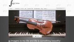 Music Teacher, Rada Culciar - En Masse Web Design,Internet Marketing,Web Portfolio, Reading, Berks, PA