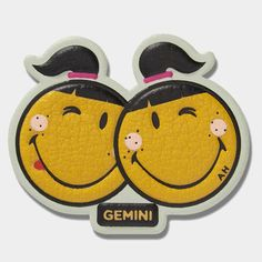 Gemini Zodiac Sticker