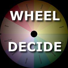 I'm Crying Plot Ideas — Wheel Decide