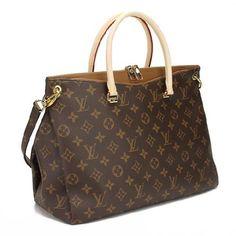 Louis Vuitton Monogram Pallas Bag M40907 Havane