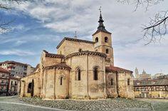Iglesia románica de San Millán - Románico de extramuros de Segovia